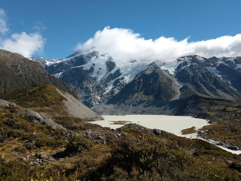 Glacier New Zealand