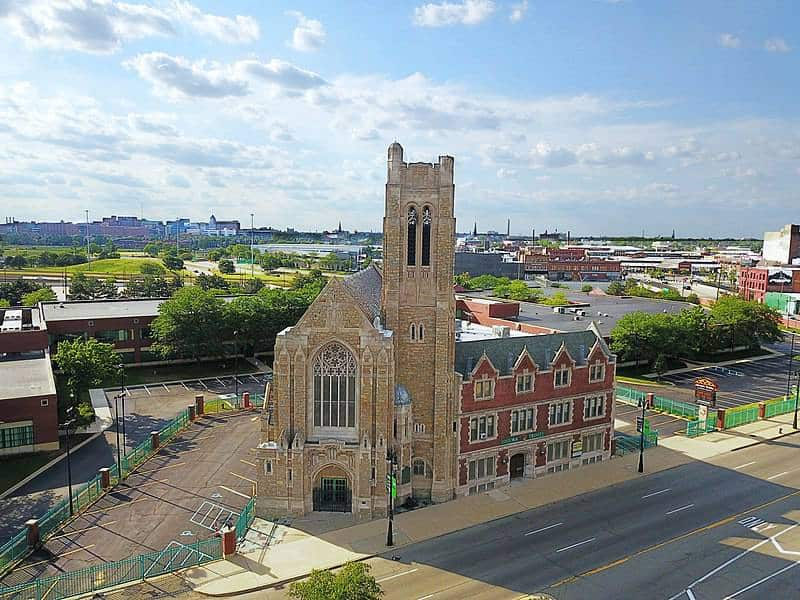 Historic Trinity Lutheran Church - Things to Do in St Louis MO