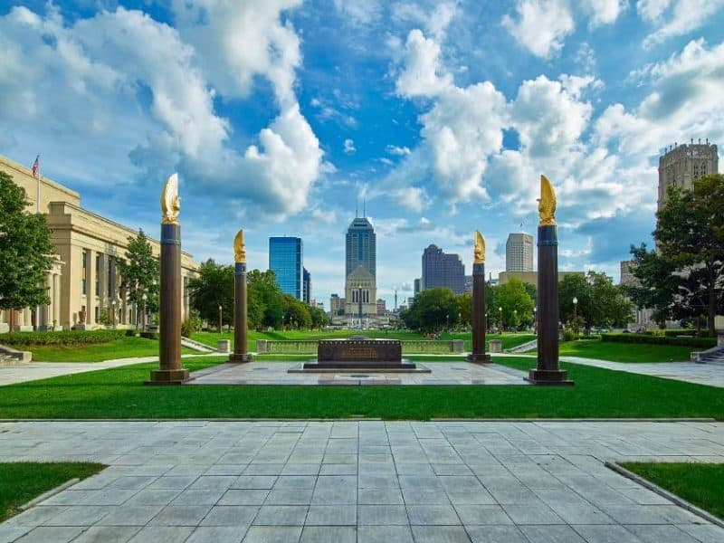 Indianapolis, Indiana - Best Vacation Spot in All US
