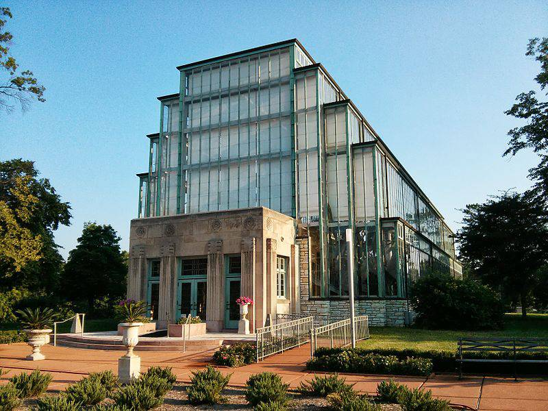 Jewel Box - Things to Do in St Louis MO