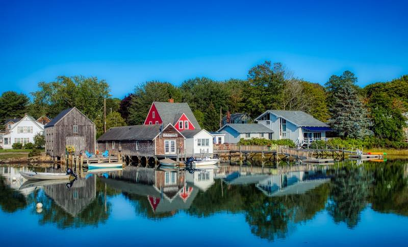 Kennebunkport, Maine - Best Vacation Spot in All US
