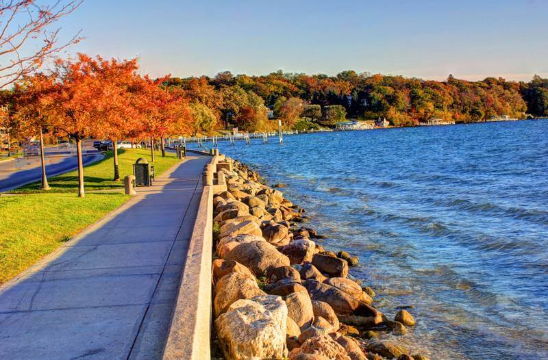 Lake Geneva, Wisconsin - Best Vacation Spot in All US