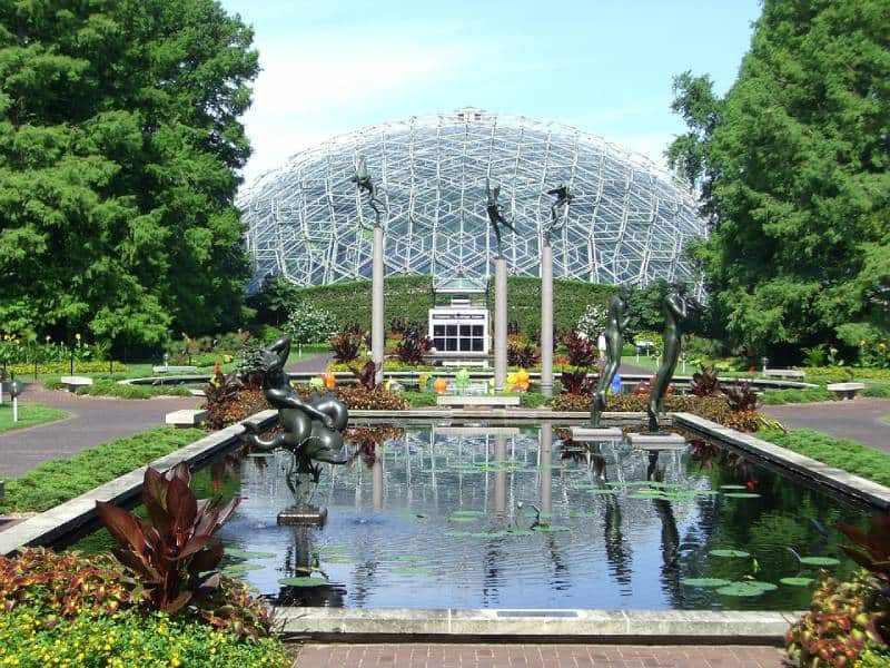 Missouri Botanical Gardens - Things to Do in St Louis MO