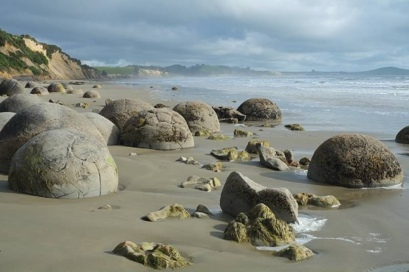 Moeraki Boulders - Things to Do in South Island of New Zealand