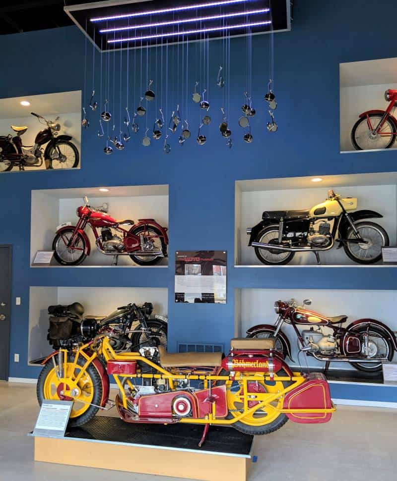 Moto Museum - Things to Do in St Louis MO