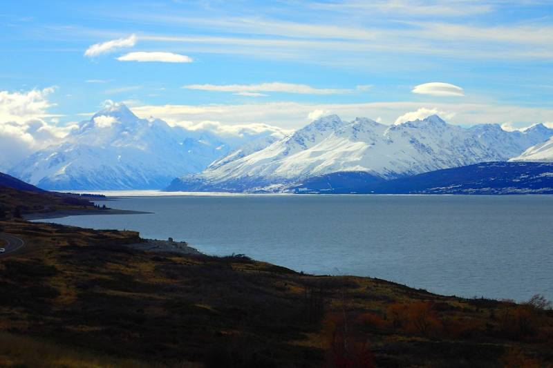 Mt. Cook National Park - Things to Do in South Island of New Zealand