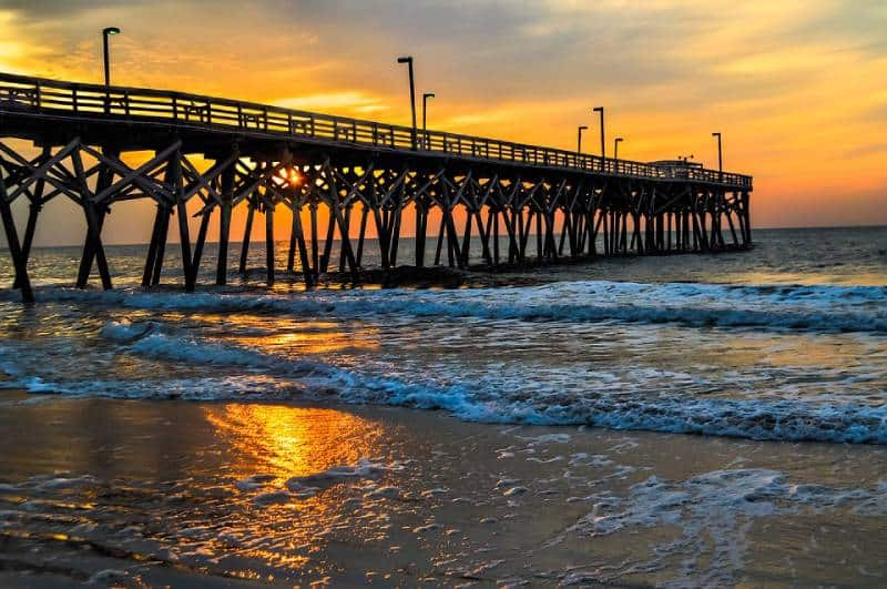 Myrtle Beach , South Carolina - Best Vacation Spot in All US