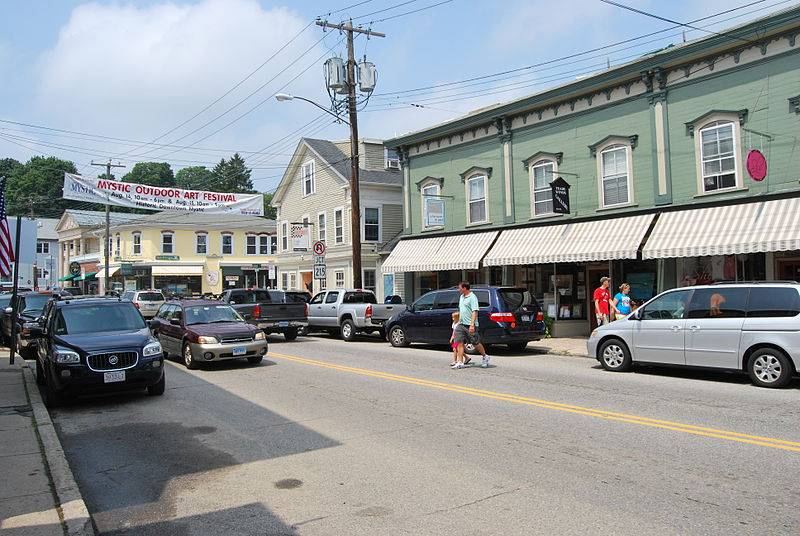 Mystic, Connecticut - Best Vacation Spot in All US
