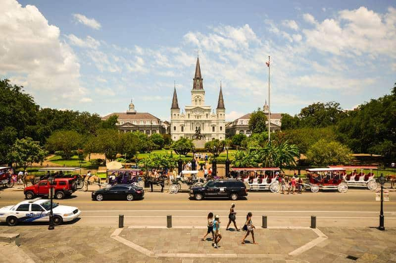 New Orleans, Louisiana - Best Vacation Spot in All US
