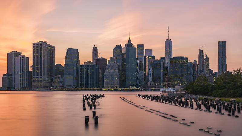 New York City - Best Vacation Spot in All US