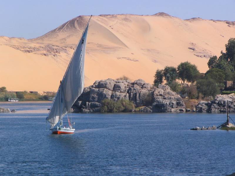 Nile River, Egypt - Best African Countries