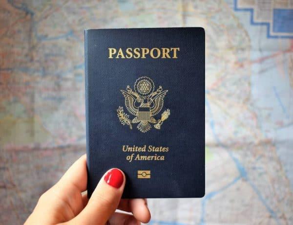 Passport to Go to Hawaii