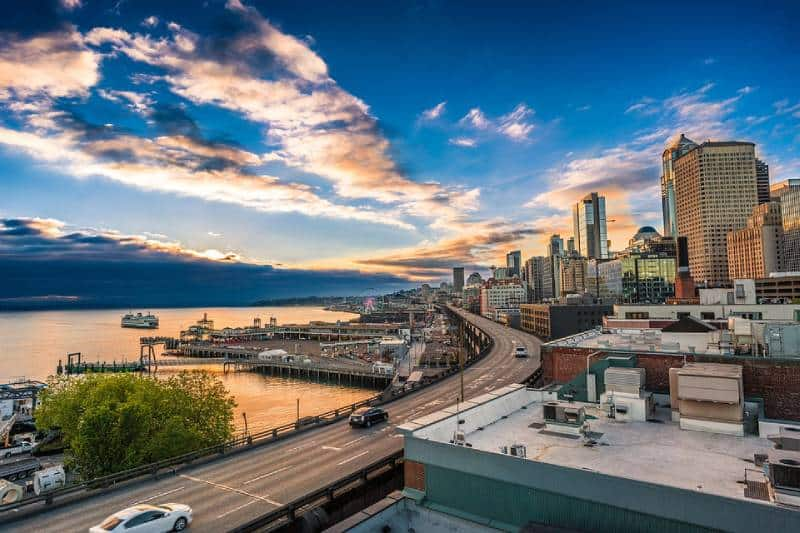 Seattle - Best Vacation Spot in All US