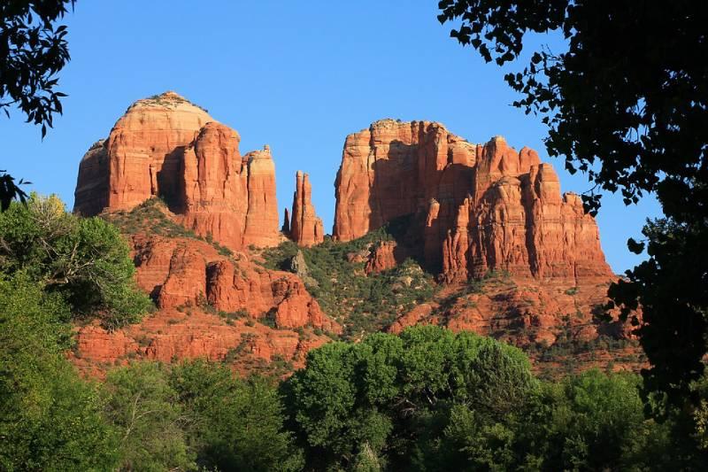 Sedona, Arizona - Best Vacation Spot in All US