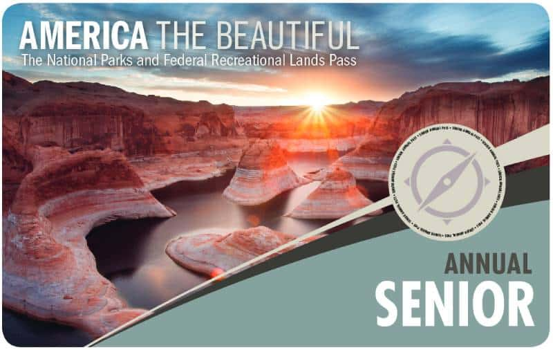 Senior Pass - Save on National Park Fees