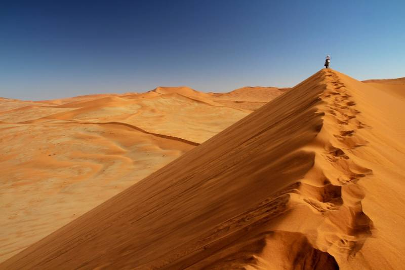 Sossusvlei Sand Dunes, Namibia - Best African Countries