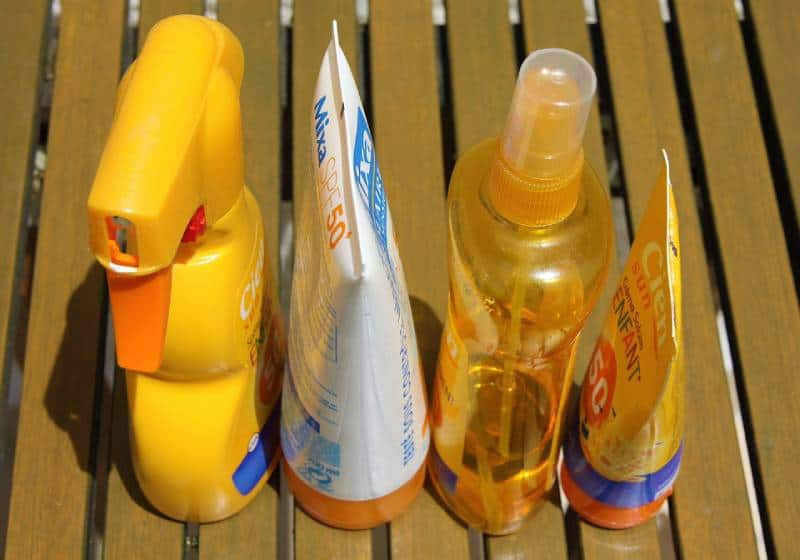Sunscreen - Things to Pack in Your Backpack for Disneyland
