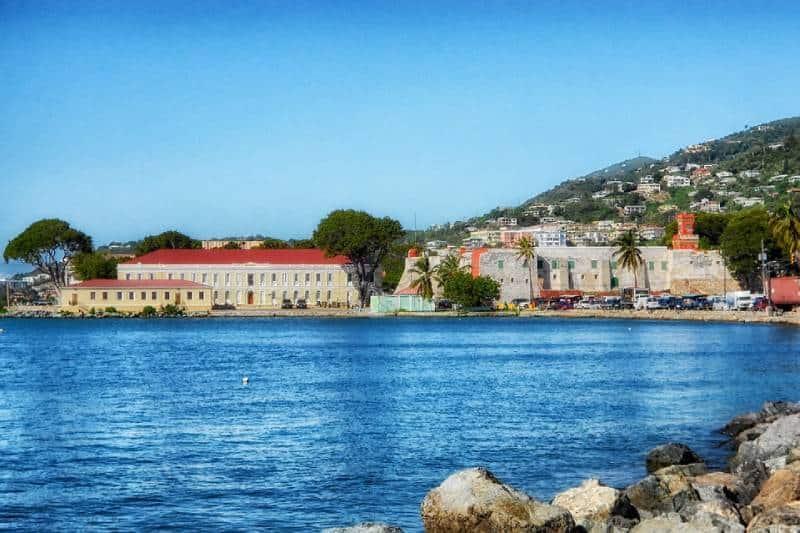 US Virgin Islands - Best Vacation Spot in All US