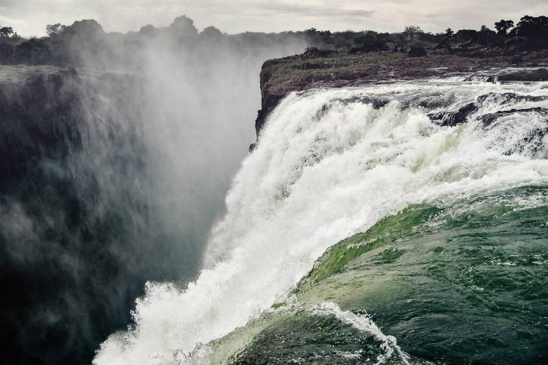 Victoria Falls, Zambia - Best African Countries