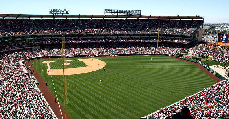 Angels Stadium - What to Do in Anaheim CA