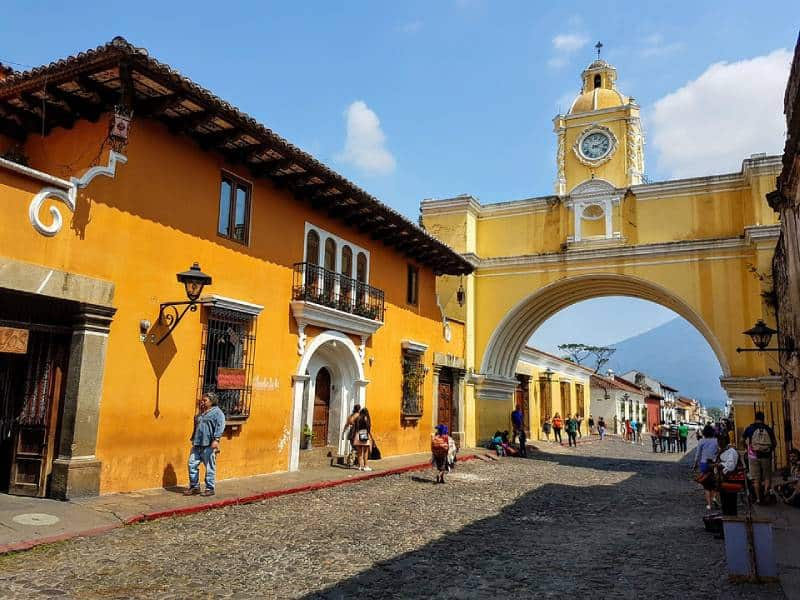 Antigua, Guatemala - Best Countries To Travel On A Budget
