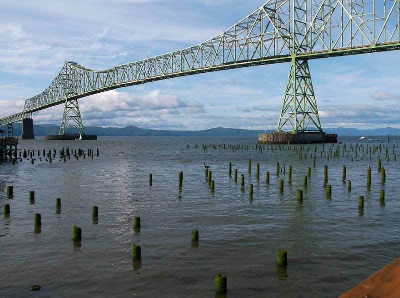 Astoria-Megler Bridge - Unusual Things You Must Do in Astoria, Oregon