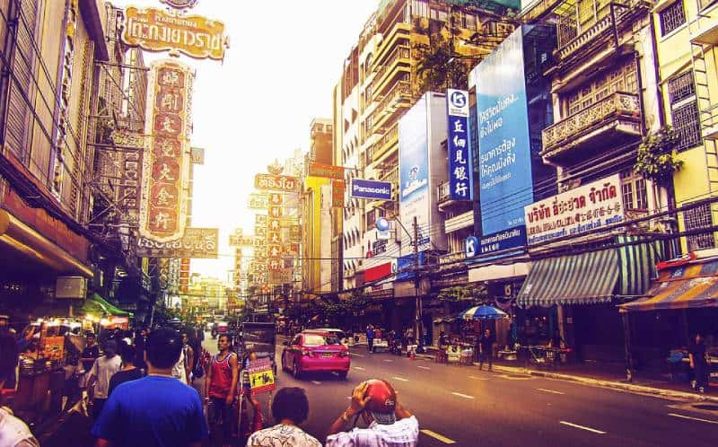 Bangkok, Thailand - Best Countries To Travel On A Budget