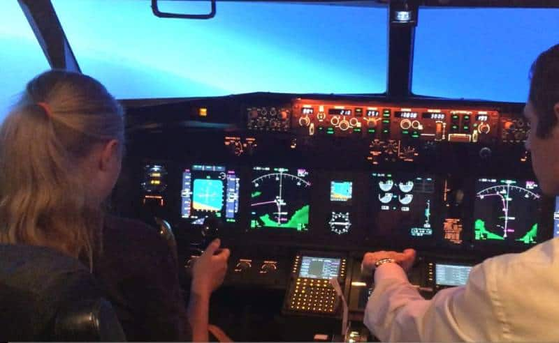 Flightdeck Flight Simulation Center - What to Do in Anaheim CA