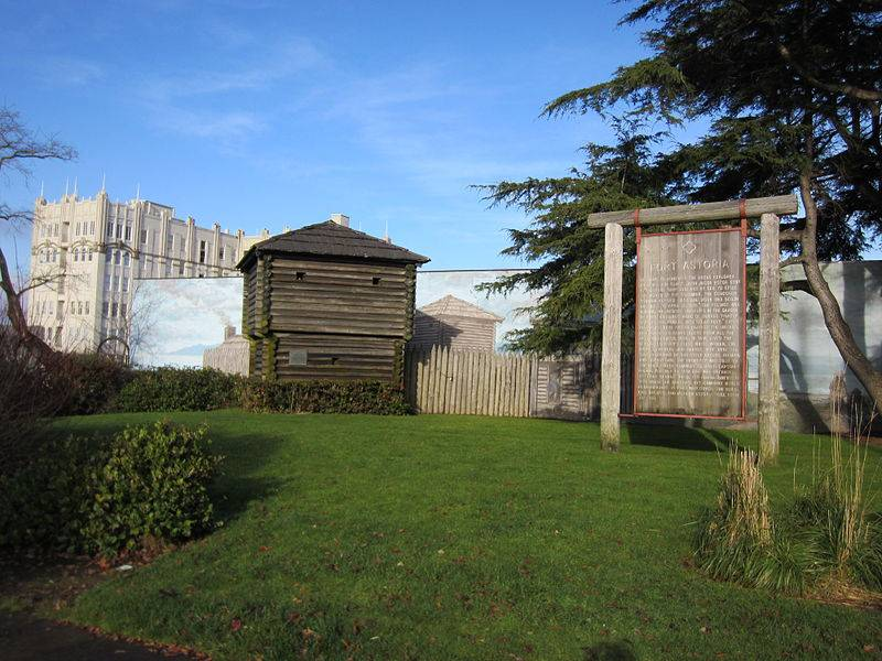Fort Astoria - Unusual Things You Must Do in Astoria, Oregon