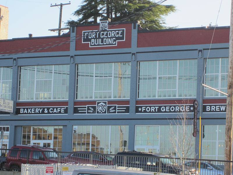 Fort George Brewery and Public House - Unusual Things You Must Do in Astoria, Oregon