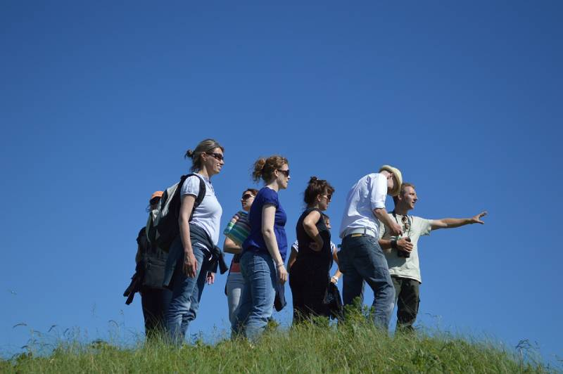 Group Tour - Save Money on Your Next Vacation