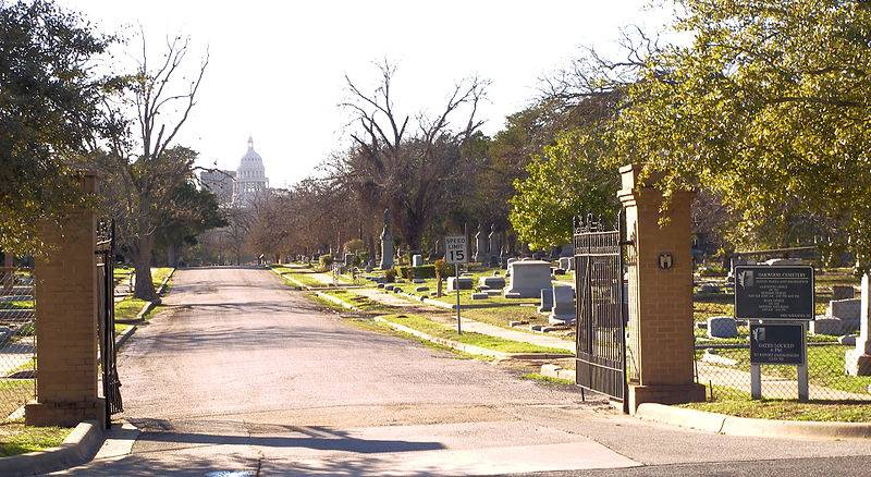 Historic Oakwood Cemetery - Unique Things to Do in Austin