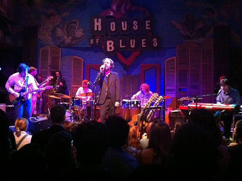 House of Blues - What to Do in Anaheim CA