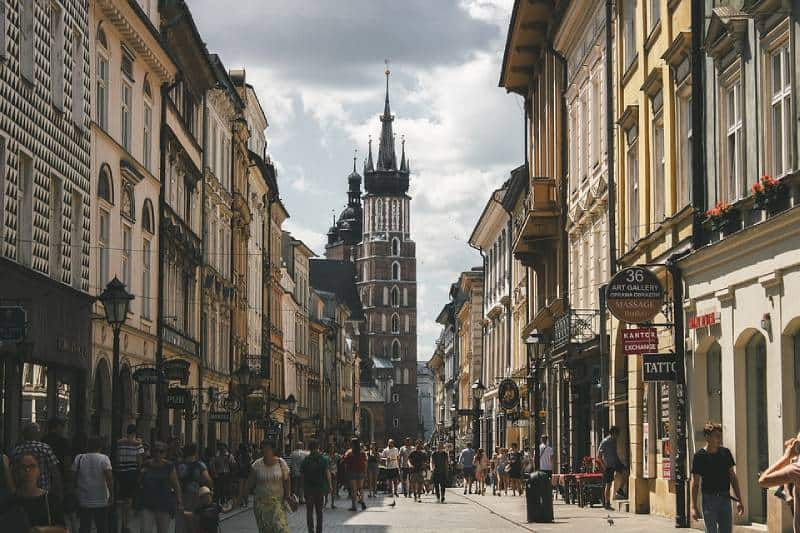 Krakow, Poland - Best Countries To Travel On A Budget
