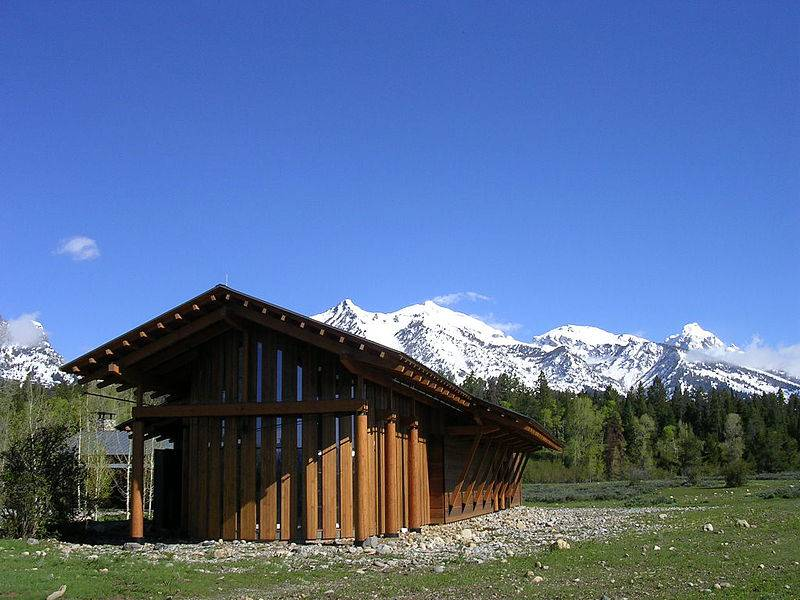 Laurance S. Rockefeller Preserve - Free Things to Do in Jackson Hole