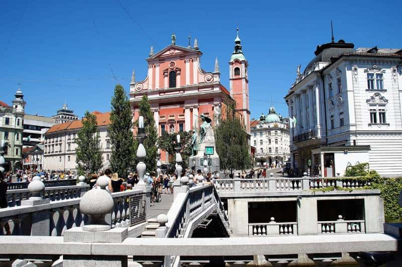 Ljubljana, Slovenia - Best Countries To Travel On A Budget