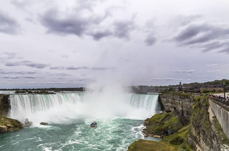 Niagara Falls, Canada - Passport to Visit Niagara Falls