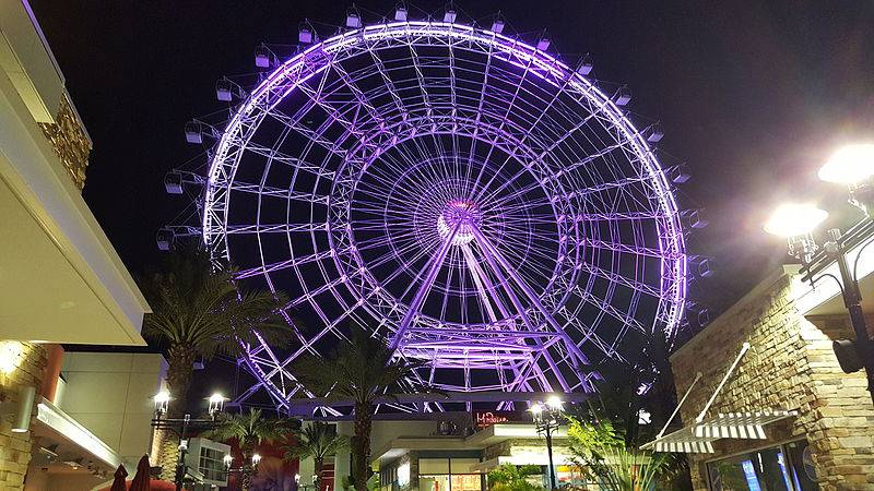 Orlando Eye - Things to Do in Orlando for Adults Besides Theme Parks