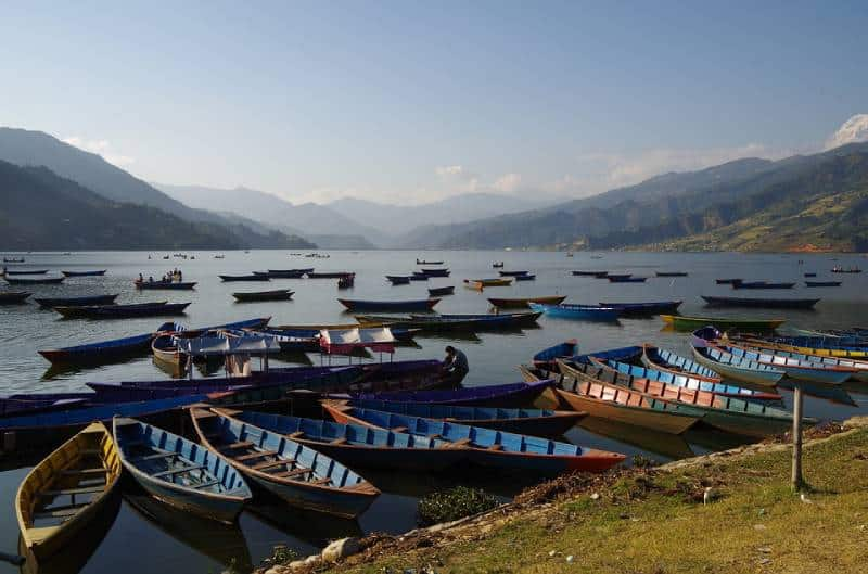 Pokhara, Nepal - Best Countries To Travel On A Budget