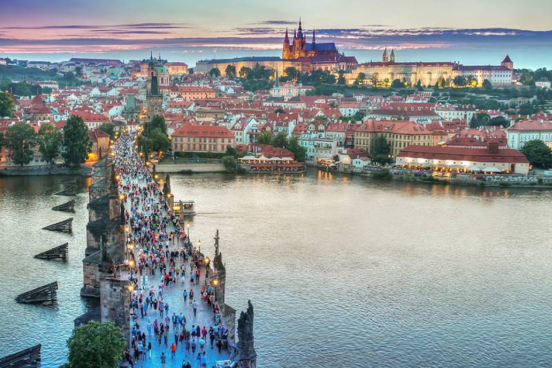 Prague, Czechia - Best Countries To Travel On A Budget