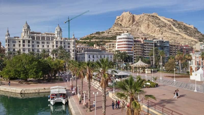 Santa Bárbara, Alicante
