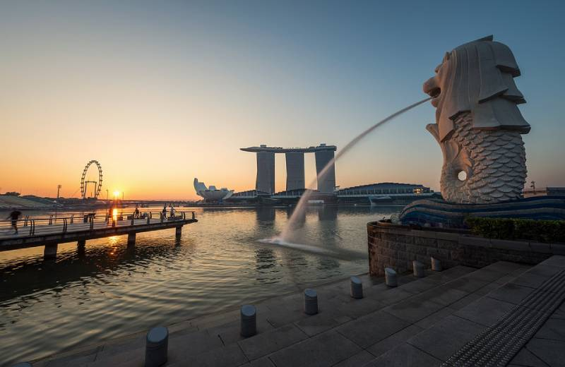 Singapore - Best Time to Visit Asia