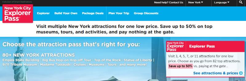 Smart Destinations- Save Money on Your Next Vacation