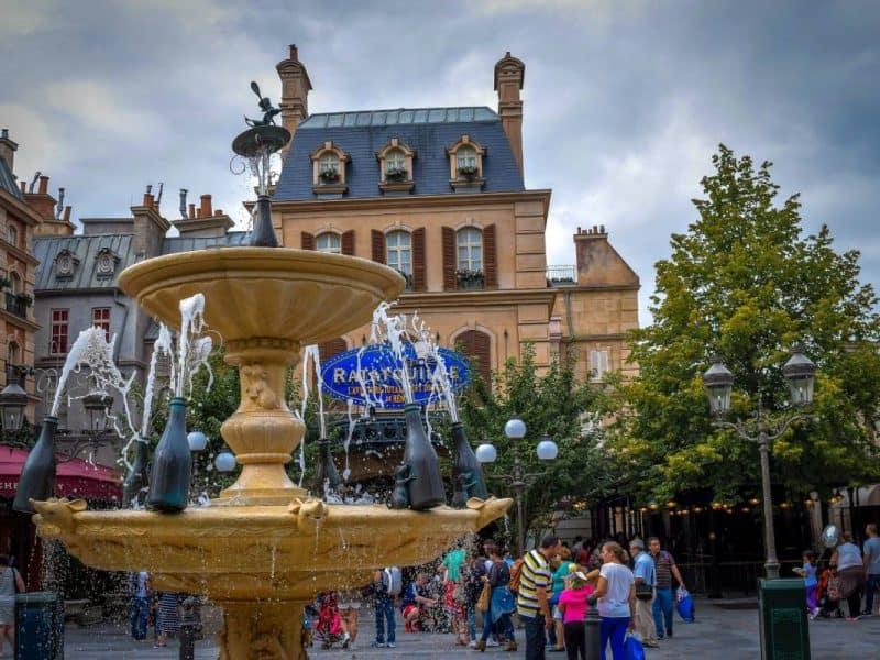 Solo Trip to Disneyland