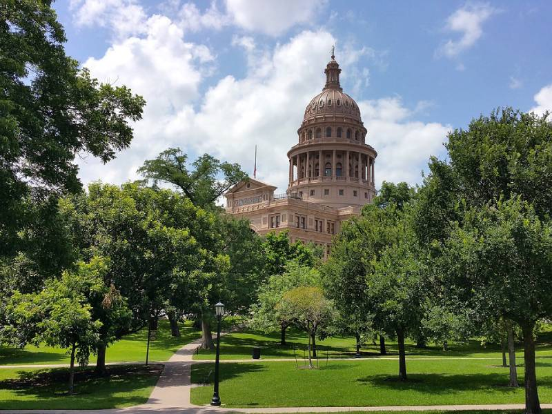 Texas State Capitol - Unique Things to Do in Austin