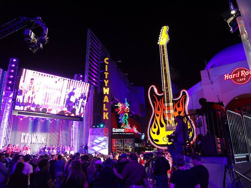 Universal's City Walk - Things to Do in Orlando for Adults Besides Theme Parks