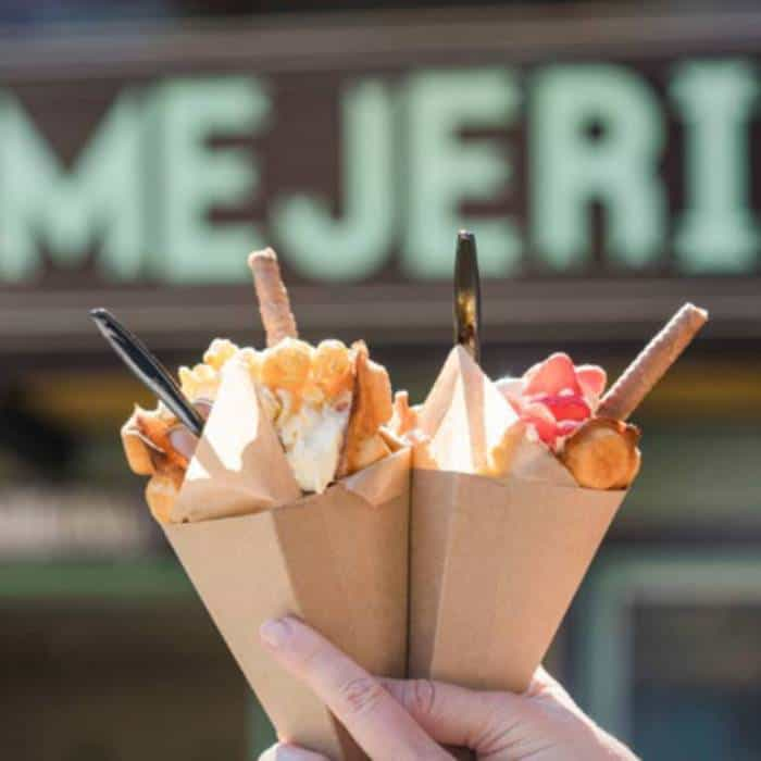 Vaffelbageriet - Best Ice Cream Locations in The World