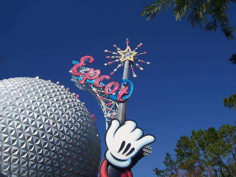 What Does the Letters in EPCOT Mean
