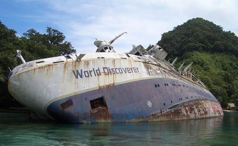 World Discoverer