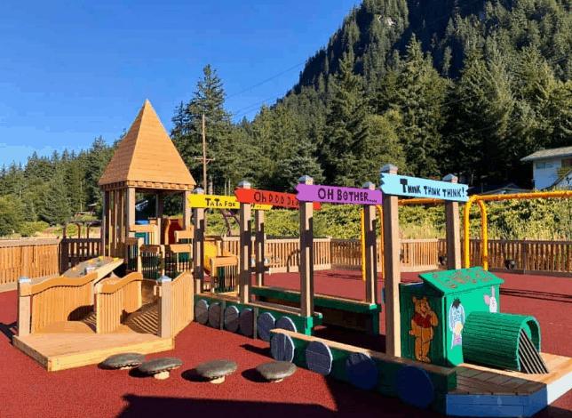 Alaska Project Playground